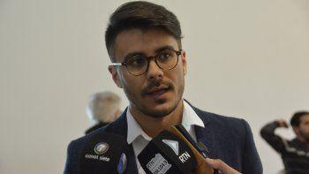 Según Goñi, el relato de la víctima ubicó a Soza en el terreno represivo.