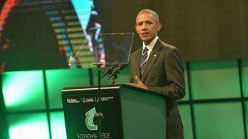 Obama: Somos la última generación que puede hacer algo