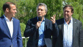 Macri habilitó el nuevo paso entre Neuquén y Cipolletti