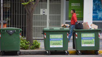 La redeterminación de costos por barrido y limpieza fueron incluidos en el Boletín Oficial del Municipio.