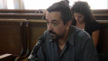 Fernando Diez, defensor oficial, denunció los apremios contra Salas.