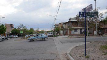 La casa de la mujer agredida se encuentra en Avenida del Trabajador 2200.