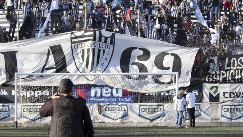 Cipo-Villa Mitre se terminará de jugar a puertas cerradas