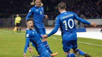 Los vikingos jugarán su primer Mundial en Rusia