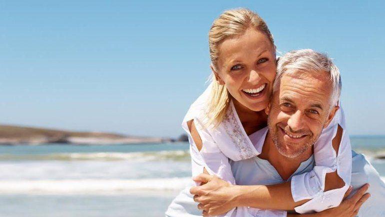 La madurez agarra más sanos a los que son felices con su esposa.
