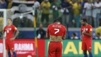 Chile se quedó afuera por ir a pedir puntos al TAS