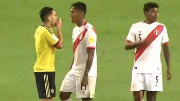¿Hubo arreglo? El polémico final entre Perú y Colombia