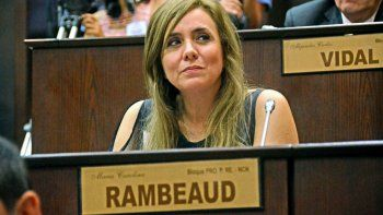 Carolina Rambeaud.