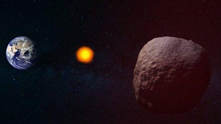 Un asteroide del tamaño de una casa pasó cerca de la Tierra
