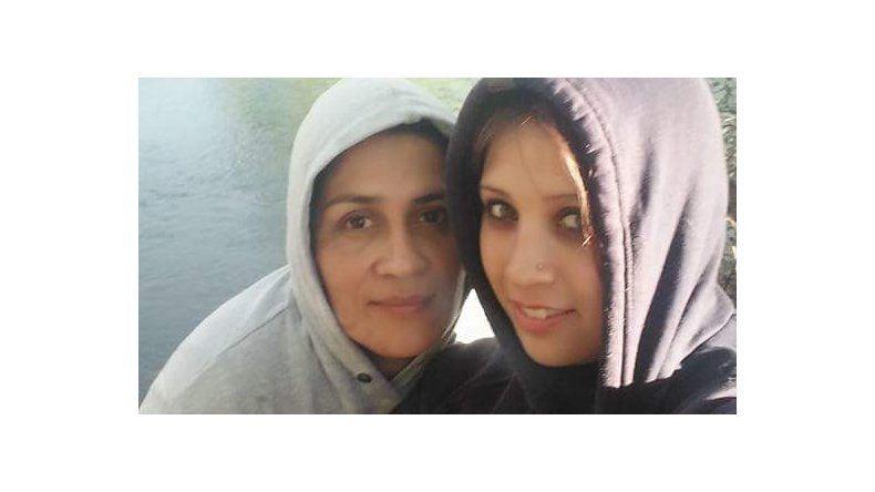 Mi Bella madre es una de las persona que mas amo en este mundo