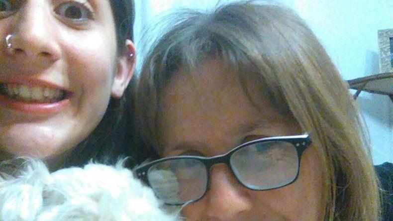 Mí mamá es la mejor porque me acompaña siempre