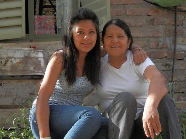 La mejor mamá porque me enseña a ser mejor persona