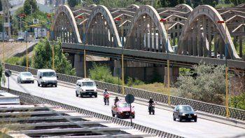 Otro viernes complicado para el tránsito en los puentes