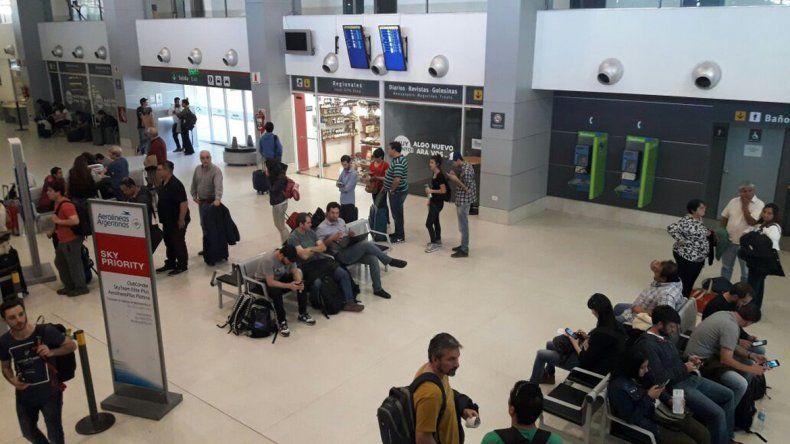 Creció un 40% la cantidad de pasajeros en Neuquén