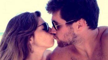 Luego del anuncio de su padre, Dalma confirmó la noticia con una foto donde se nota todo el amor de la pareja.
