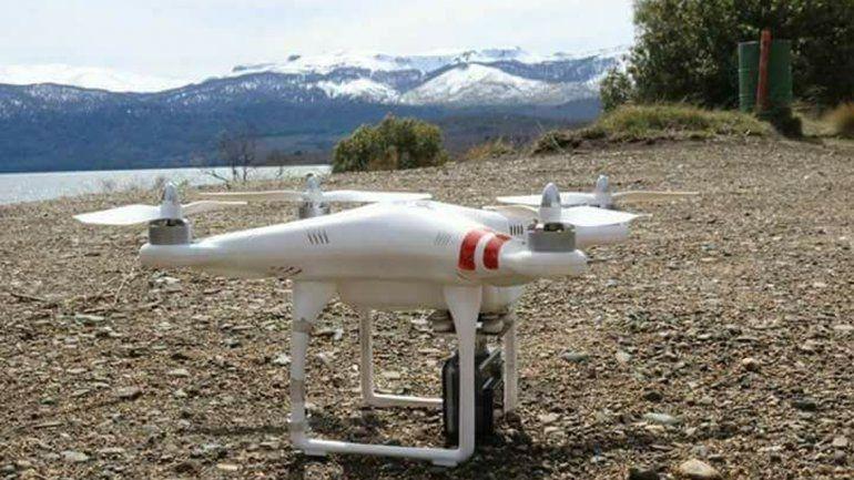 Perdió su drone y ofrece una recompensa para recuperarlo