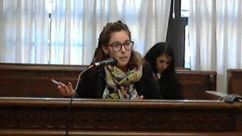 La fiscal Noelia Stillger avanzó con la acción a pesar del pedido de la mujer.