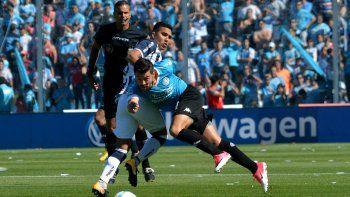 Belgrano y Talleres empataron sin goles en el clásico cordobés