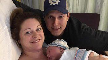 Lindsey Hubley, de 33 años, volvió al hospital al otro día de salir por un dolor de panza. Le dijeron que estaba constipada: ese fue el error que la arruinó.