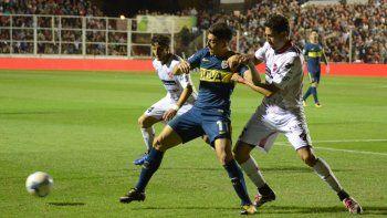 Boca se impuso de visitante ante Patronato en Paraná