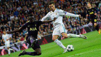 El Tottenham de Pochettino se llevó un punto en su visita al Real Madrid