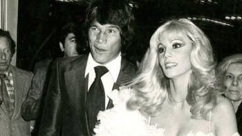 Carlos Monzón y Susana Giménez vivieron un romance de cuatro años.