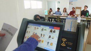 Cómo se votará en Neuquén capital