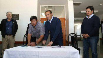 Provincia confirmó que se ampliará el hospital de Rincón de los Sauces
