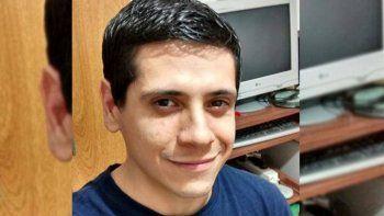 No se conoce el paradero de Jorge Antonio Agüero, de 33 años.