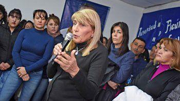 Alma Chani Sapag se juega con todo para polarizar al MPN con Cambiemos y salir primera en las elecciones.