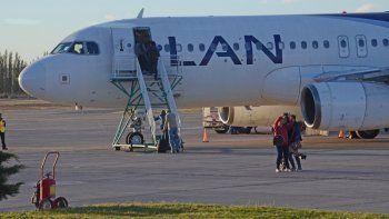 El aeropuerto de Neuquén tuvo un incremento importante en las rutas hacia otras ciudades del país.