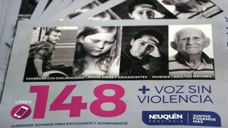 20% de las mujeres que llamaron al 148 corrían riesgo letal