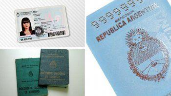 cuales son los documentos validos para votar