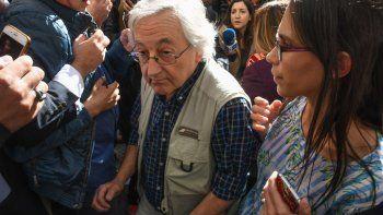Alejandro Incháurregui, perito de parte de la familia de Santiago Maldonado.