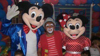 Rigoberto León trabajaba como animador de fiestas infantiles. Fue capturado a 20 km del lugar del crimen.