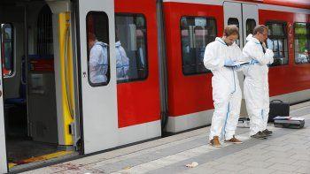 El hecho ocurrió cerca de la estación de Rosenheimer Platz, en Múnich.