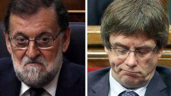 EL artículo 115 le daría poderes extraordinarios para actuar sobre Cataluña.