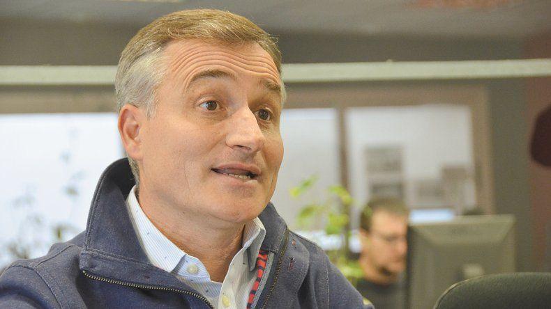 Schlereth afirmó que Nación garantiza la caja del ISSN