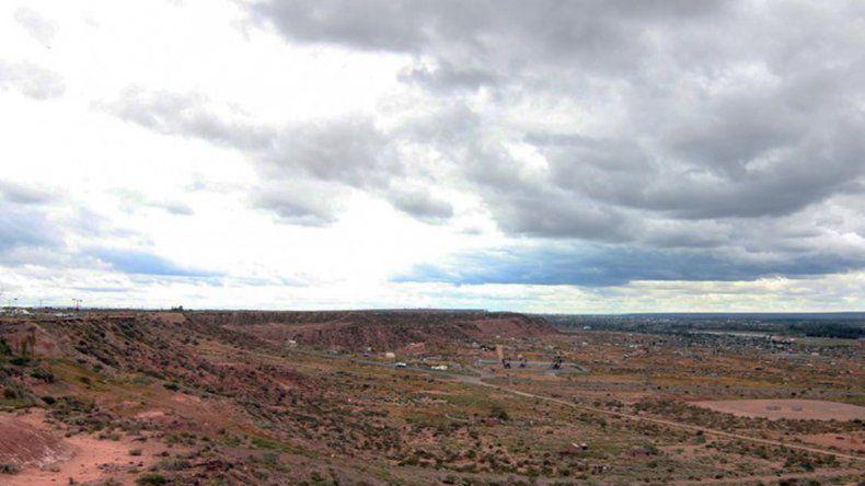 Nubes y más nubes para esta semana en el Alto Valle