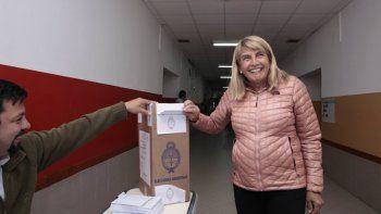 Chani destacó la tranquilidad de las elecciones en la provincia