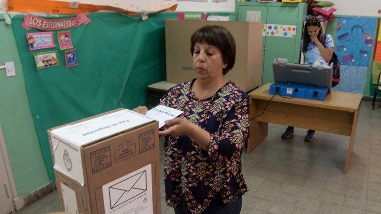 Así se desarrollaron las elecciones legislativas 2017