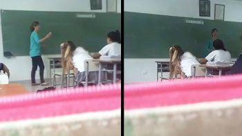 La denunciada es profesora de 4º año de una escuela católica de Tucumán.
