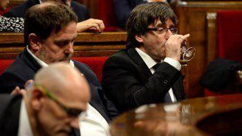 parlamento catalan define el jueves si declara la independencia