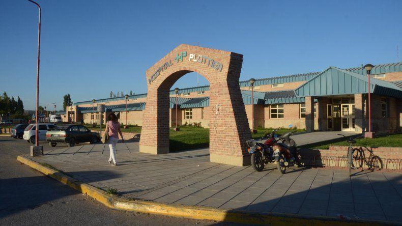 El hospital de Plottier contará con un salón de usos múltiples