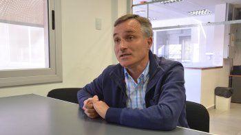 David Schlereth, diputado nacional electo por Cambiemos.