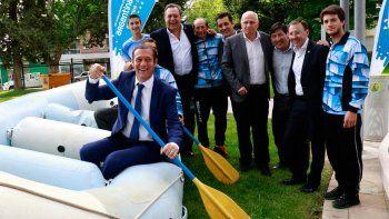 Ya se palpita el premundial de rafting que se correrá en Aluminé