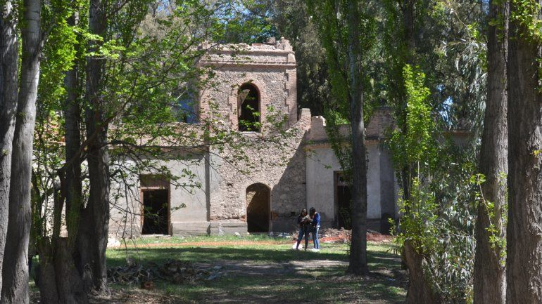 La histórica Torre Talero