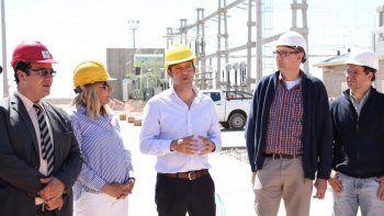 La estación transformadora demandó una inversión de $200 millones.