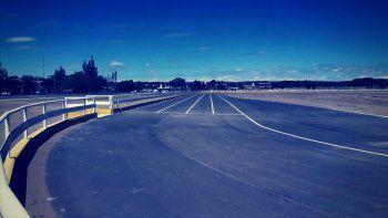Está lista la nueva pista de ciclismo en Ciudad Deportiva