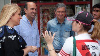 Marcelo Bermúdez y Guillermo Monzani encabezaron el timbreo post-elecciones.